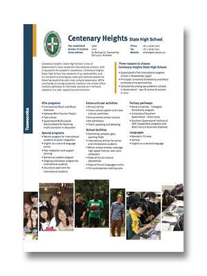 Centenary Heights SHS PDF