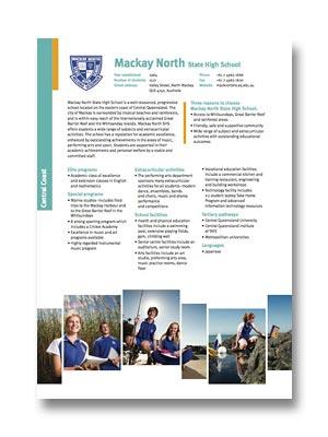 Mackay North SHS PDF