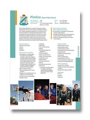 Pimlico SHS PDF