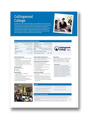 Collingwood College PDF