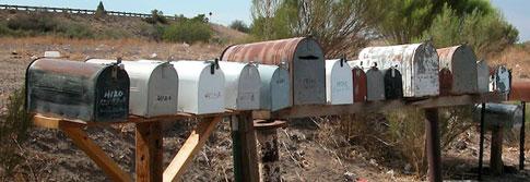 Postbox New Zealand