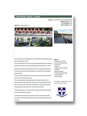 The Friends School PDF
