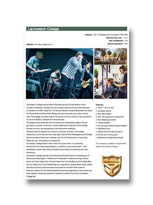 Launceston College PDF