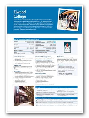Elwood College PDF