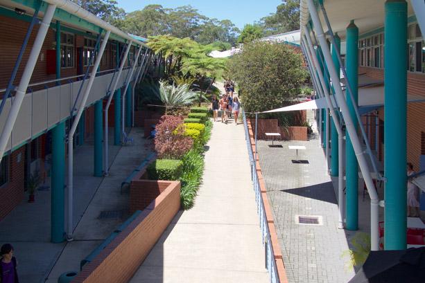 Coffs Harbour Senior College High School Australia