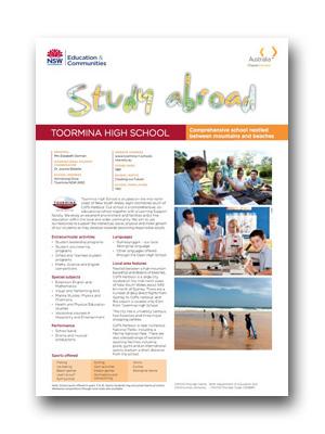 Toormina HS PDF