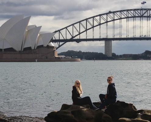 Nicole in Sydney