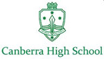 Canberra High School Logo 150