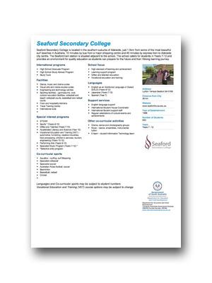 Seaford SC PDF