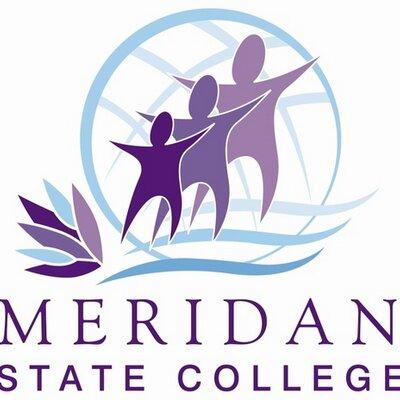 Meridan State College Logo