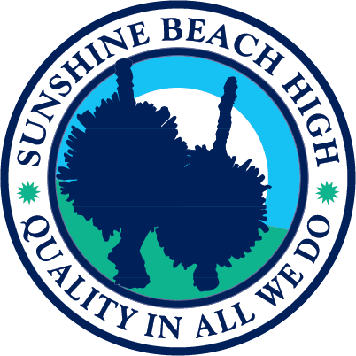 Sunshine Beach SHS Logo