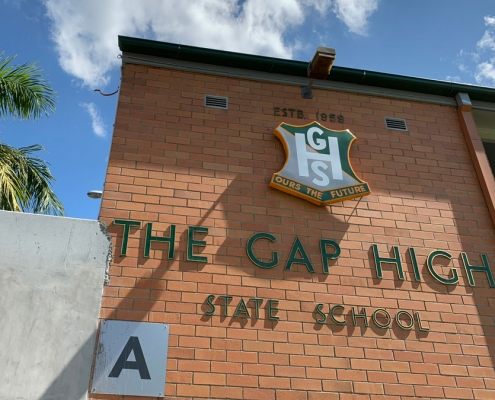 The Gap State High School 1