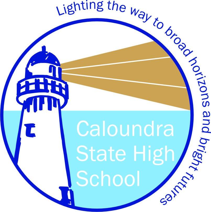 Caloundra State High School Logo