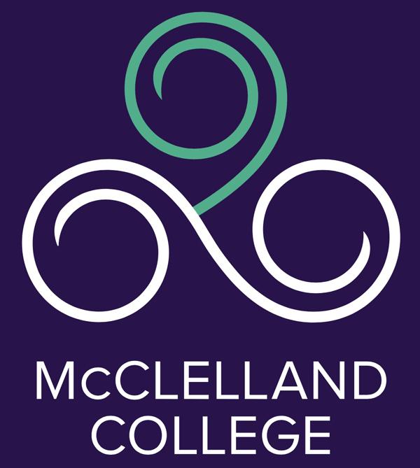 Mcclelland College Logo
