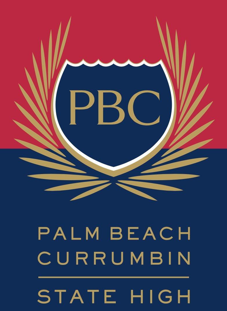 Palm Beach Currumbin State High School Logo