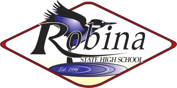 Robina State High School Logo