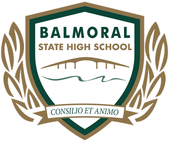 Balmoral State High School Logo