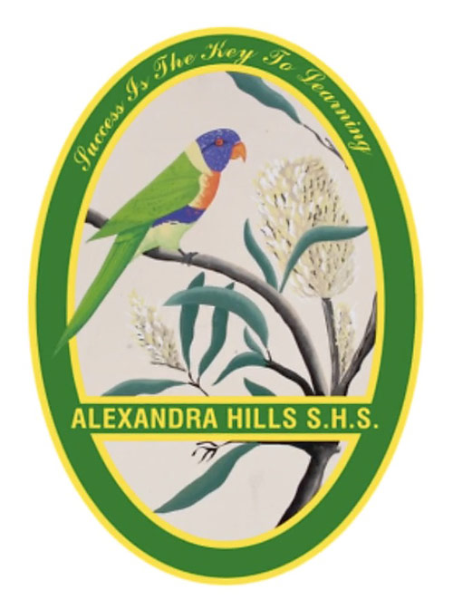 Alexandra Hills State High School Logo