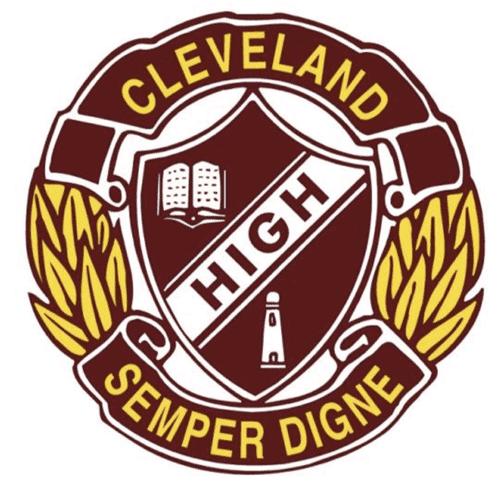 Cleveland District State High School Logo