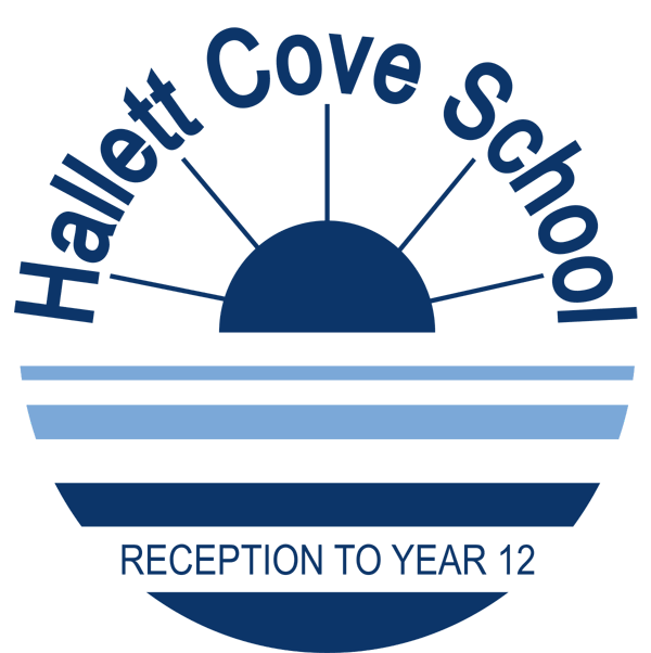 Hallett Cove School Logo