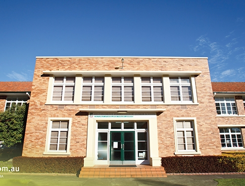 Kelvin Grove State College 1