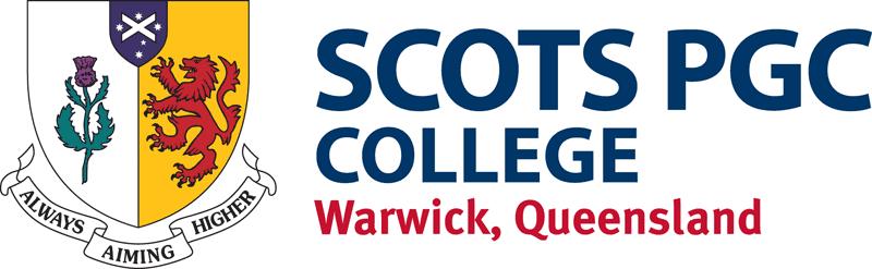 The SCOTS PGC College Logo