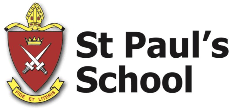St Pauls School Logo