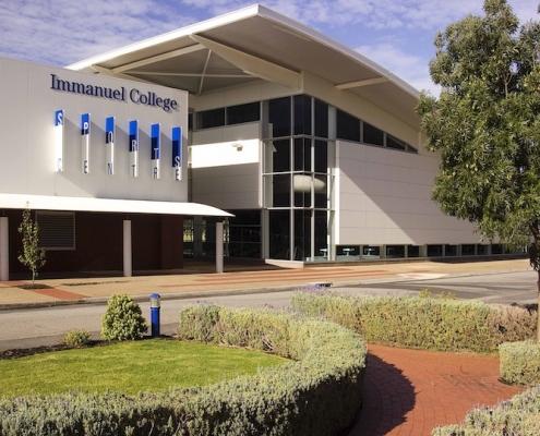 Immanuel College: Sports Centre