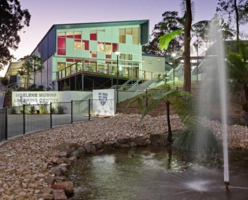 John Paul College: Noelene Munns Learning Centre