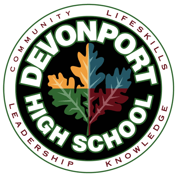 Devonport High School Logo