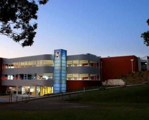 John Paul College: Gorman-Centre