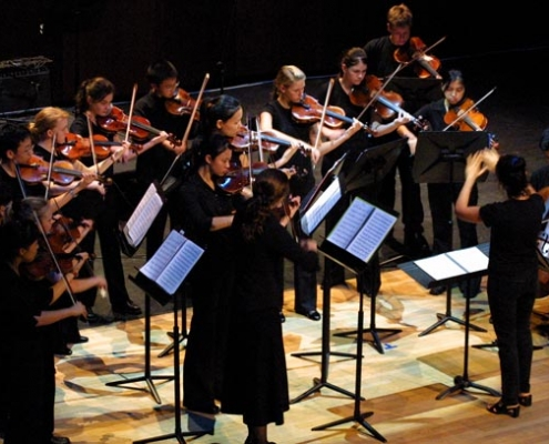 John Paul College: Orchestra