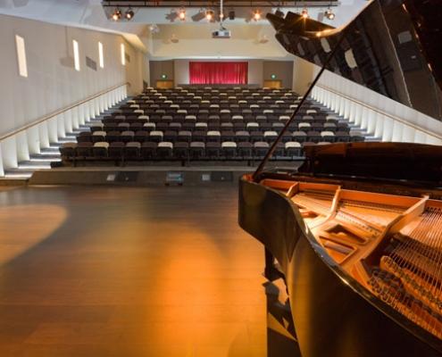 John Paul College: Stephen Bean Theatre