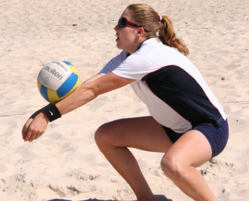 Heathfield High School: Beach-volleyball