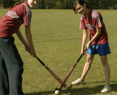 Heathfield High School: Hockey