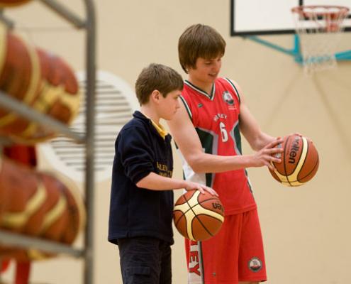 Henley High School: Basketball