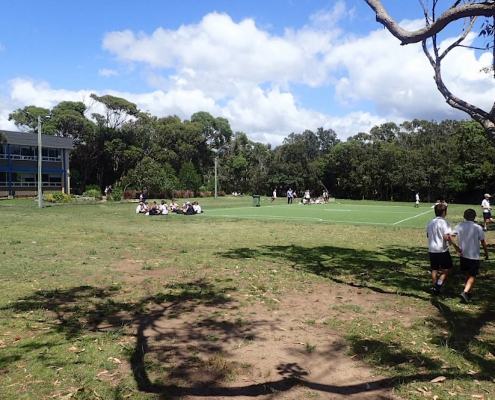 Barrenjoey High School 6