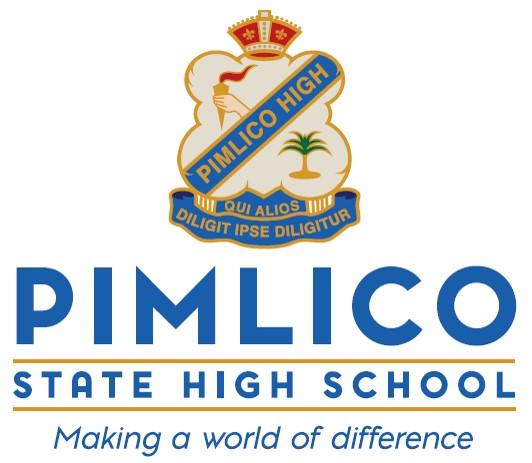 Pimlico State High School Logo