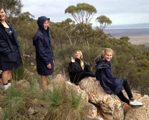 Victor Harbor High School: Outdoor Education camp