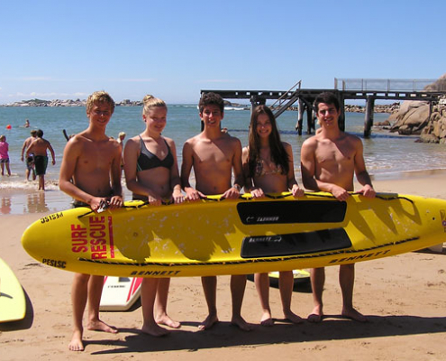 Victor Harbor High School: Surfing Lesson
