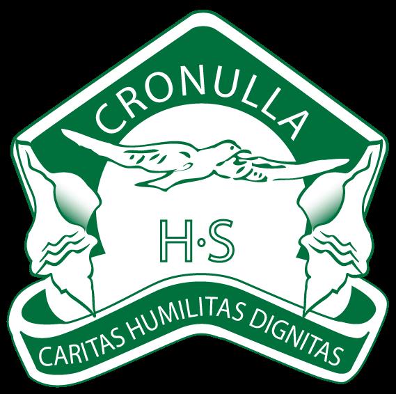 Cronulla High School Logo