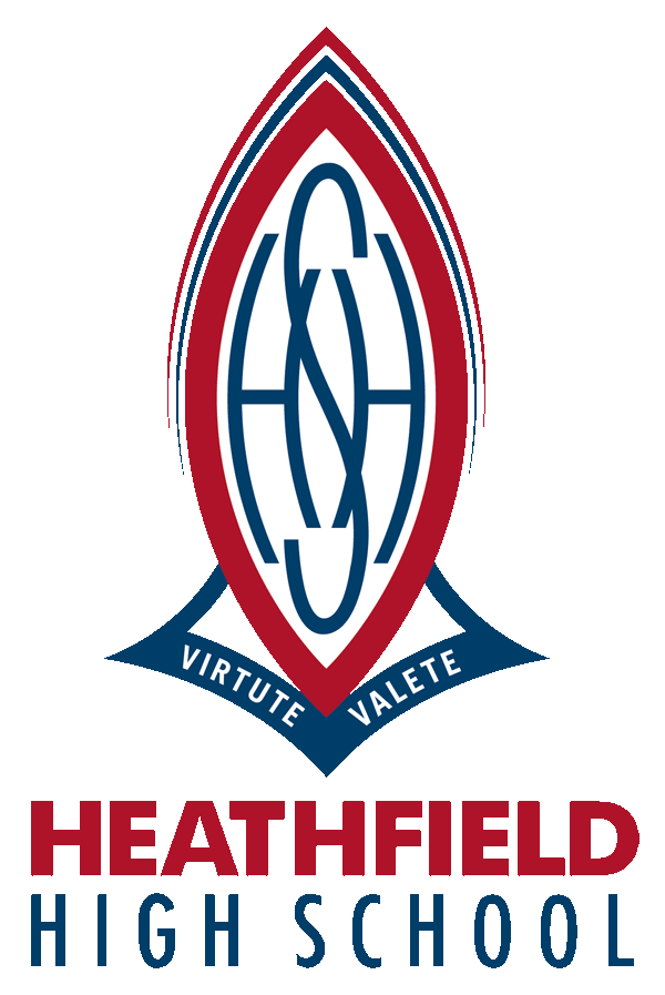Heathfield High School Logo