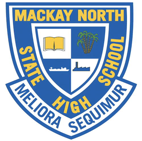 Mackay North State High School Logo