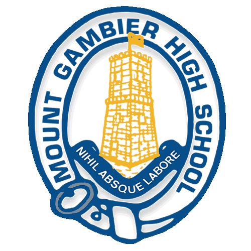 Mount Gambier High School Logo
