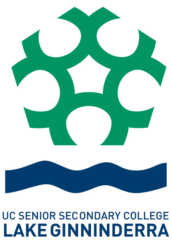 UC Lake Ginninderra Logo