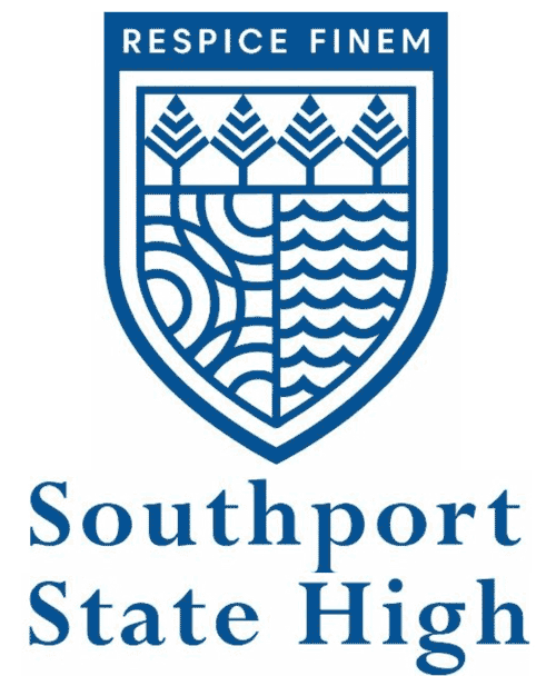 Southport State High School Logo