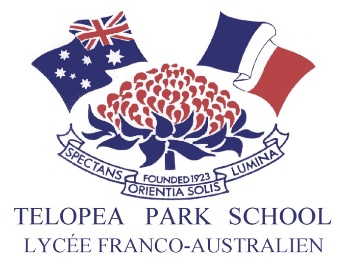 Telopea Park School Logo