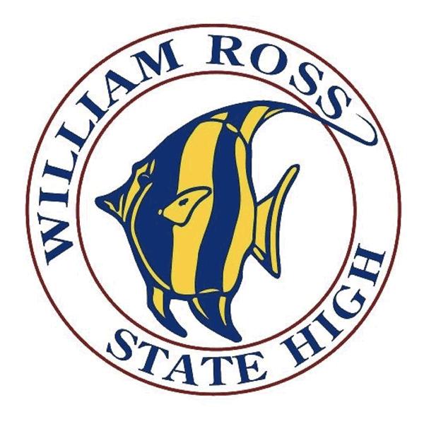 William Ross State High School Logo